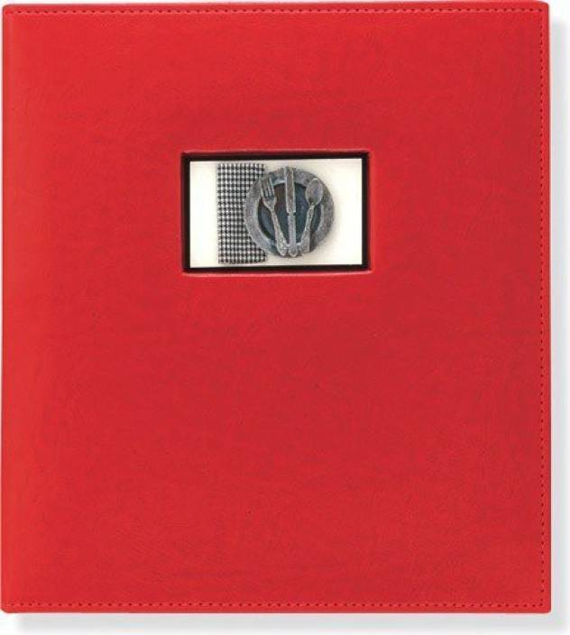 c r gibson c r gibson recipe book durable 3 ring binder holds 40