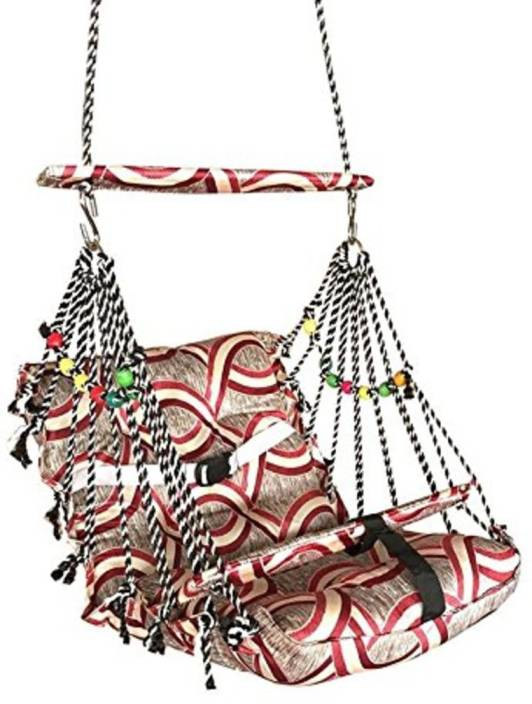 798f3c9a91 sajani Cotton Swing Jhula For KIds And Adults - Buy Baby Care ...