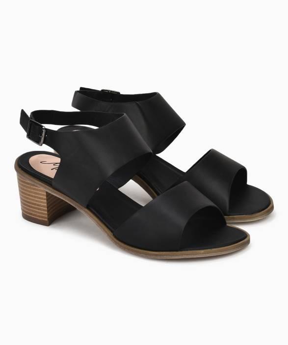 Miss CL By Carlton London Women BLACK Heels
