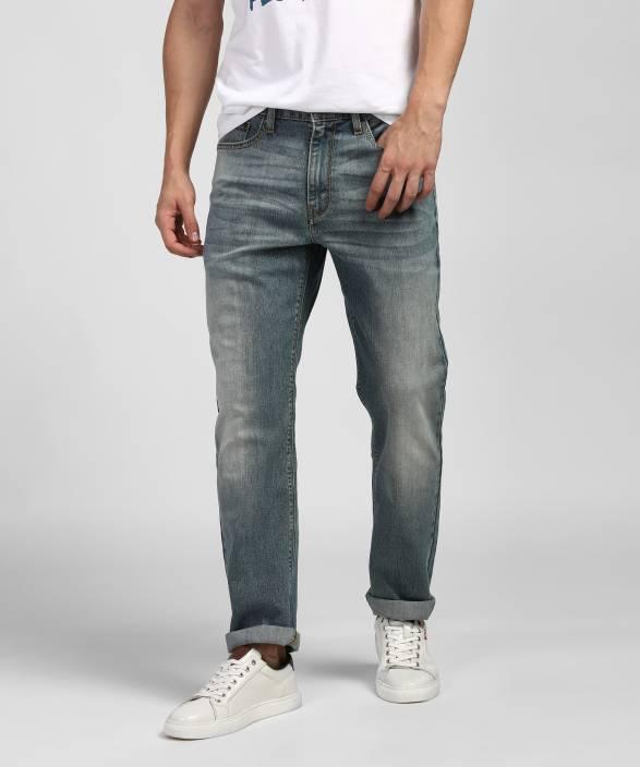 cc728f5c Denizen from Levi's Regular Men Blue Jeans - Buy Denizen from Levi's ...