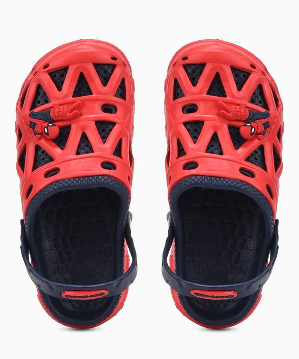Spiderman Boys Slip-on Clogs