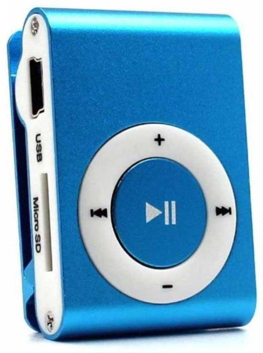 a9f9010b50d Virion ® SP05 Sports Shuffle Real Aluminium Metal Body MP3 Audio Music  Player With TF Card