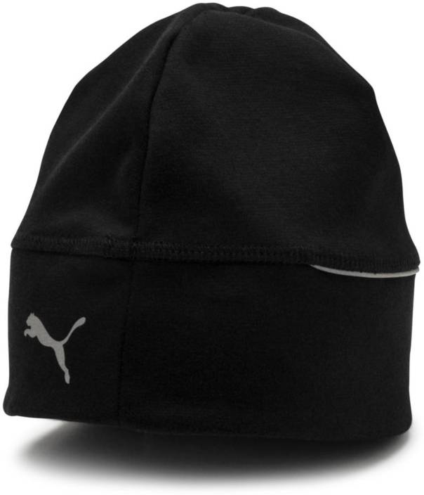 f5b83d4b71301 Puma Solid Reflective running beanie Cap - Buy Puma Solid Reflective running  beanie Cap Online at Best Prices in India