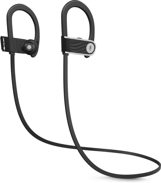 SoundLogic Voice Assistant Wireless Sport Earbuds Bluetooth Headset with Mic