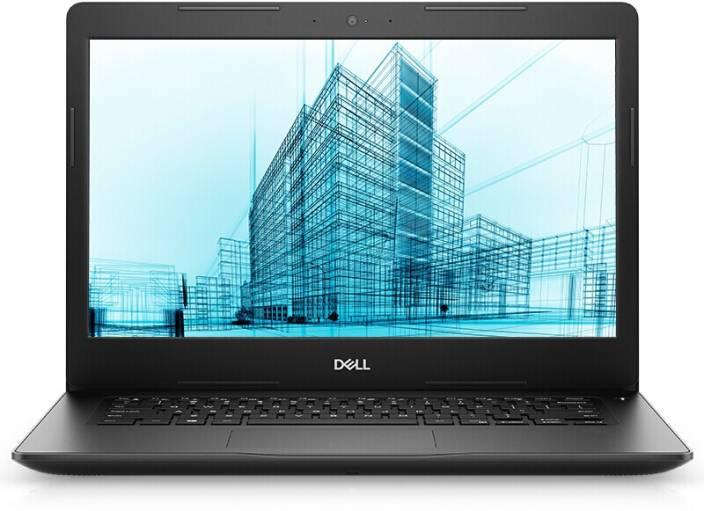 Dell Latitude 3490 Core i5 8th Gen - (4 GB/1 TB HDD/Windows 10 Pro