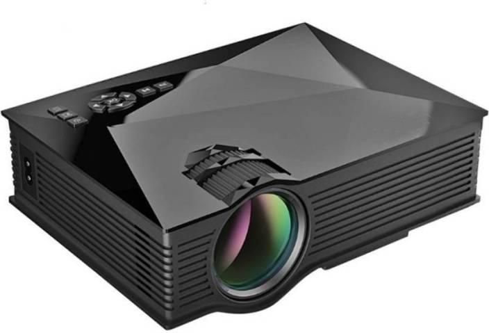 bbcb12fe4c176e ESCA UNIC UC46 Portable Projector Price in India - Buy ESCA UNIC ...