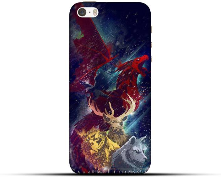 Saavre Back Cover for Game Of Thrones for IPHONE 5S - Saavre