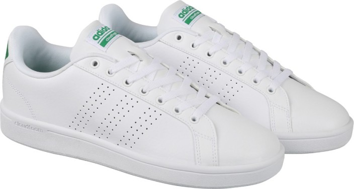 reputable site 62a9c 4c7b1 ... buy adidas neo cloudfoam advantage clean sneakers for men ee745 da276