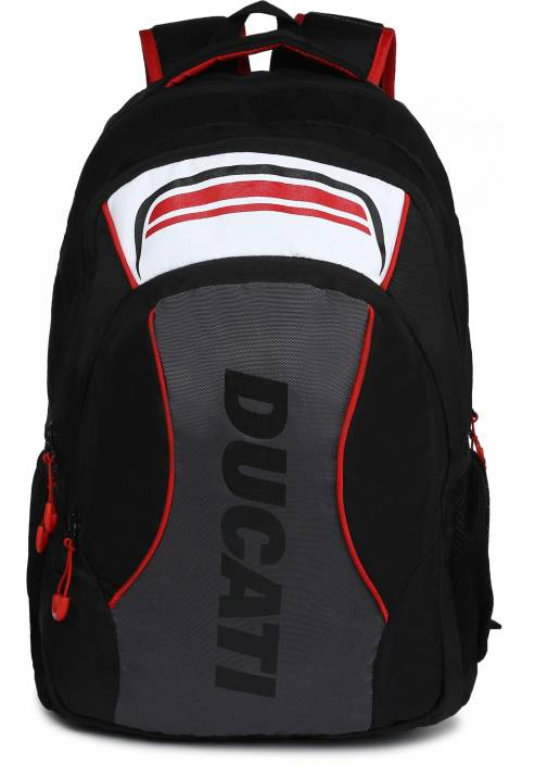 Ducati ZEAL 25 L Laptop Backpack (Black bfe4b21c05ed2