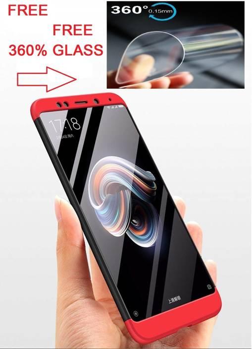 buy online 3a40a 16d57 TINIX Back Cover for Mi Redmi Note 5 Pro - TINIX : Flipkart.com