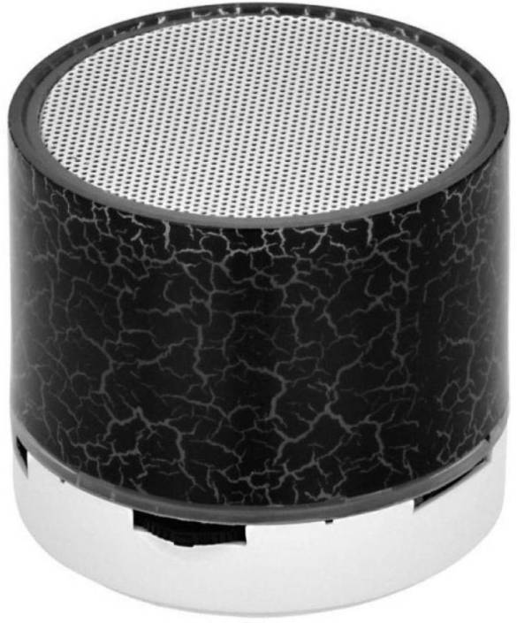 XRP S10 Mini Wireless LED Portable Bluetooth Speaker with LED Dancing Light with Aux For All Bluetooth Devices 3 Bluetooth Speaker