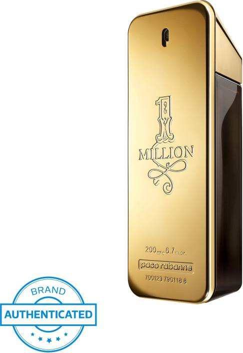 Buy Paco Rabanne 1 Million Edt 200 Ml Online In India Flipkartcom