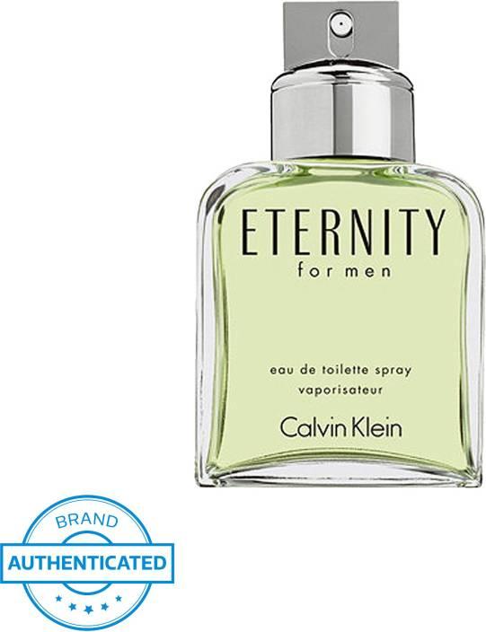Buy Calvin Klein Eternity Men Eau De Toilette 50 Ml Online In