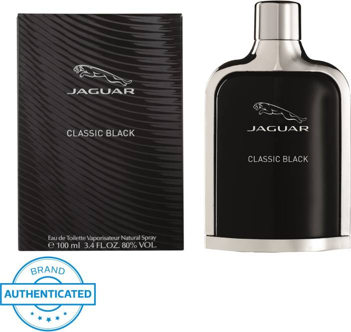 bc62545dc Buy Jaguar Classic Black EDT - 100 ml Online In India