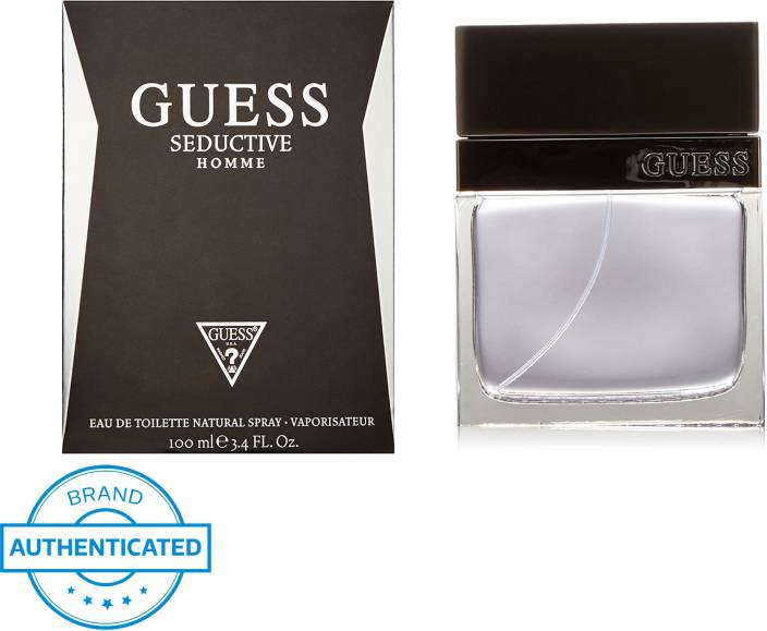 f7c02206f89a Buy Guess Seductive Homme Eau de Toilette - 100 ml Online In India ...