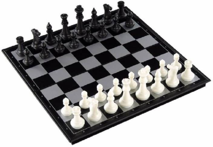 RSSSTORE CHESS BOARD +24 COIN 20 inch Chess Board - Buy