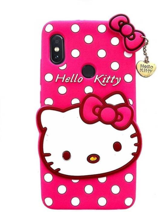 detailed look 49b5c 1219b COVERNEW Back Cover for Xiaomi Redmi 6 Pro (2018) Hello Kitty ...