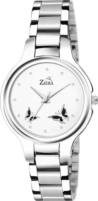 Ziera ZR8076 Special dezined exchange Girls and Women Watch - For Girls