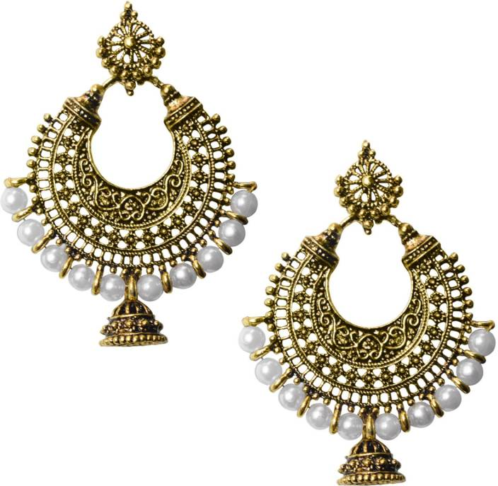 Flipkart Com Buy Slamay Fashion Bollywood Designer Gold Plated