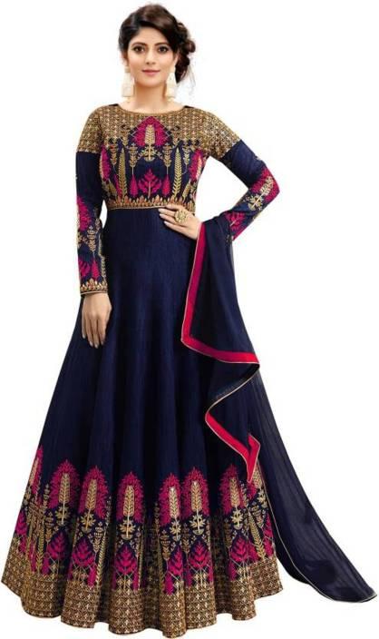 51ba2f9ad5 Fashion Web Anarkali Gown Price in India - Buy Fashion Web Anarkali ...