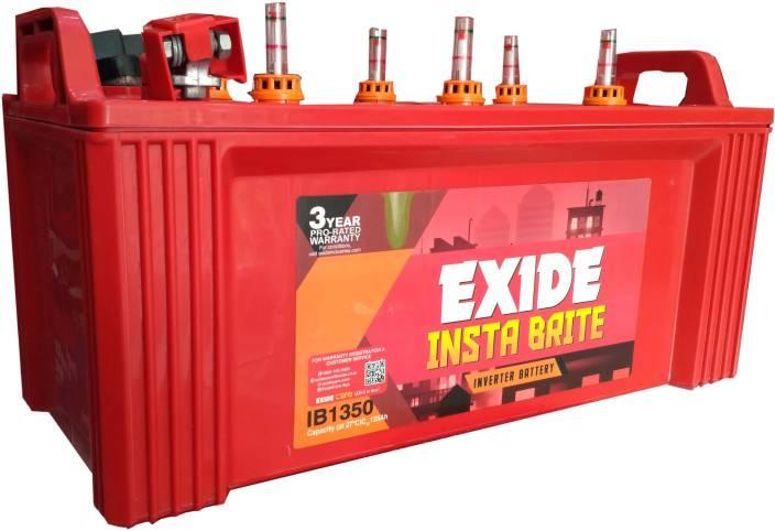 Exide Car Battery >> Exide Car Battery Price In India Buy Exide Car Battery