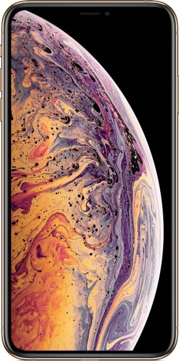 Apple iPhone XS Max (Gold, 64 GB)