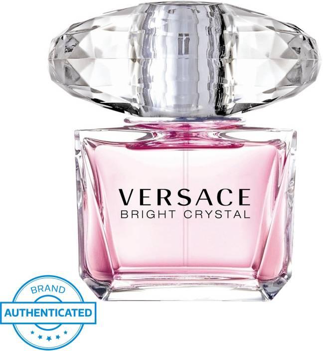 Versace Bright Edt 50 Crystal Ml QshCtrdx