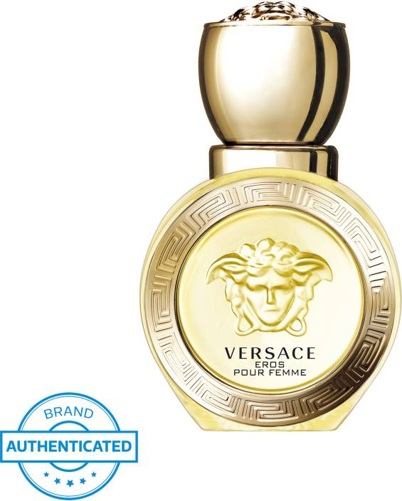 Buy Versace Eros Pour Femme Eau de Toilette - 30 ml Online In India ... 21ae999d874