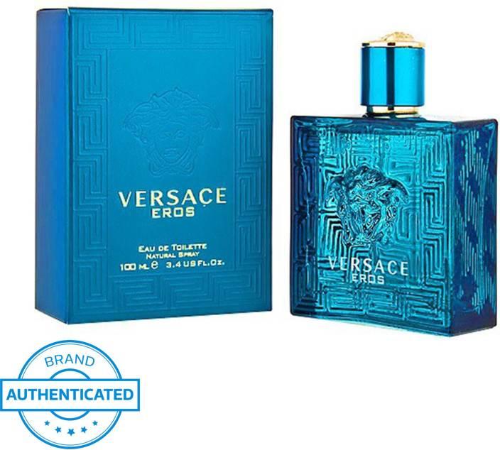 6a6d4011911c Buy Versace Eros EDT - 100 ml Online In India