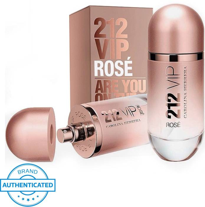Buy Carolina Herrera 212 Vip Rose Eau De Parfum 80 Ml Online In