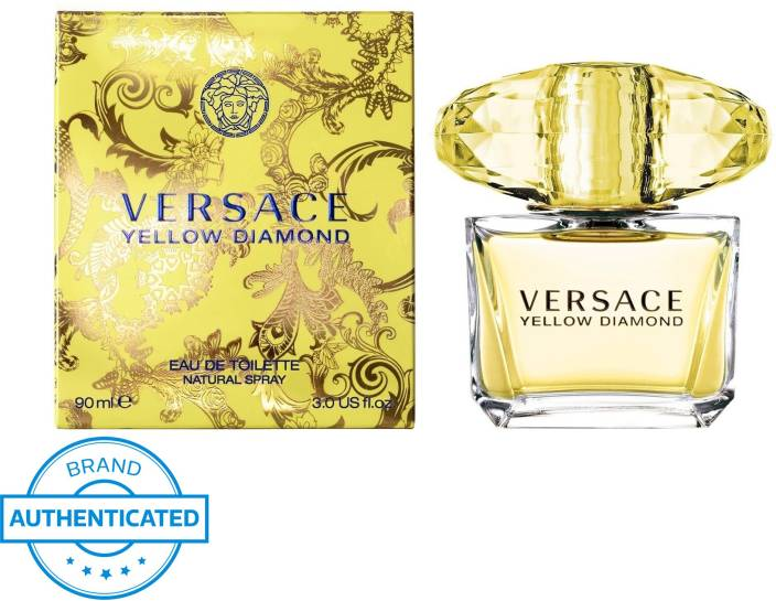 7afbcc5cea Buy Versace Yellow Diamond EDT - 90 ml Online In India | Flipkart.com