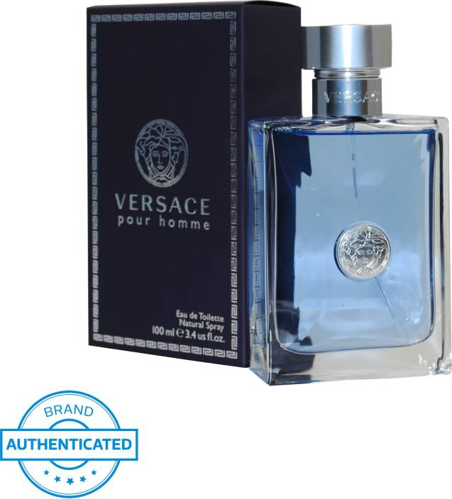 675842d6863f Buy Versace Pour Homme EDT - 100 ml Online In India