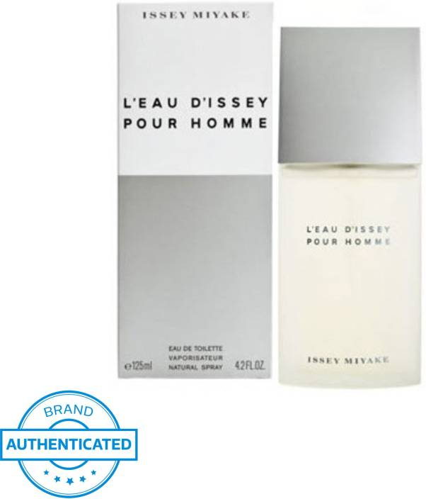 Buy Issey Miyake Leau Dissey Pour Homme Edt 125 Ml Online In