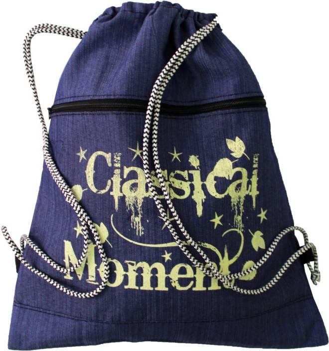 Best Bags Blue Jeans Dori Bag 17 L Backpack