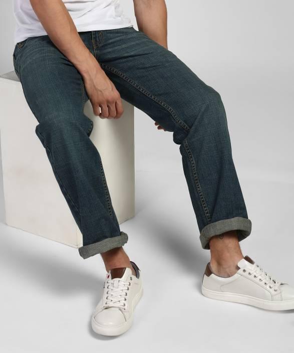 a2dbe9fa Denizen from Levi's Regular Men's Blue Jeans - Buy Denizen from ...