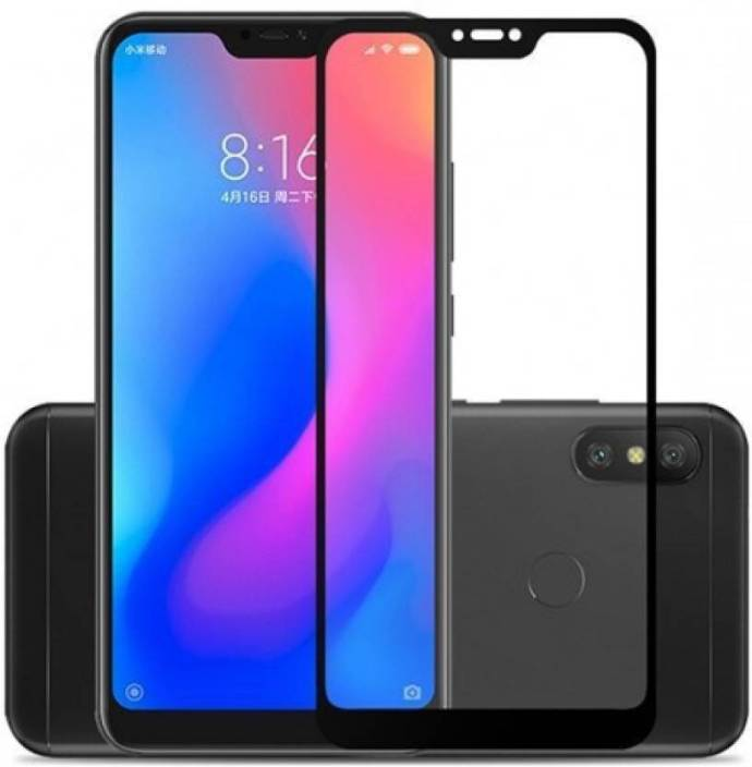 iPaky Tempered Glass Guard for Mi Redmi 6 pro (Pack of 1)