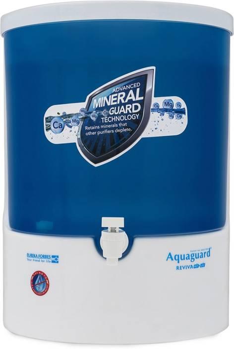 c6bafa31ac Aquaguard Reviva 8 L RO + UV + MTDS Water Purifier - Aquaguard ...