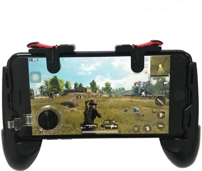 RPM Euro Games PUBG Controller Mobile Game Trigger for Android, Apple  L1R1  Fire and Aim Button PUBG Trigger Shooter Joystick Gamepad That Works On