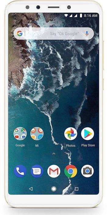 Mi A2 (Gold, 64 GB)