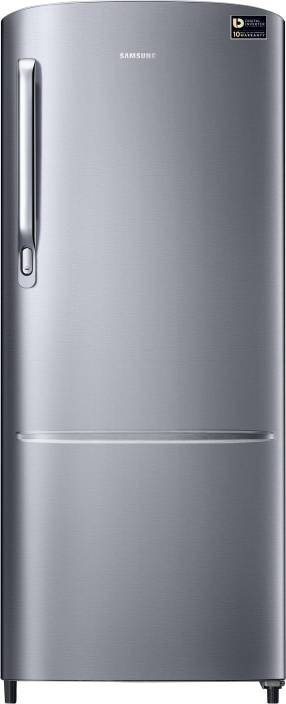 c55b45b77e9 Samsung 212 L Direct Cool Single Door 3 Star Refrigerator Online at ...