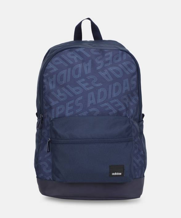 56cf0e9b253f ADIDAS BP AOP DAILY 22 L Laptop Backpack CONAVY MINBLU - Price in ...