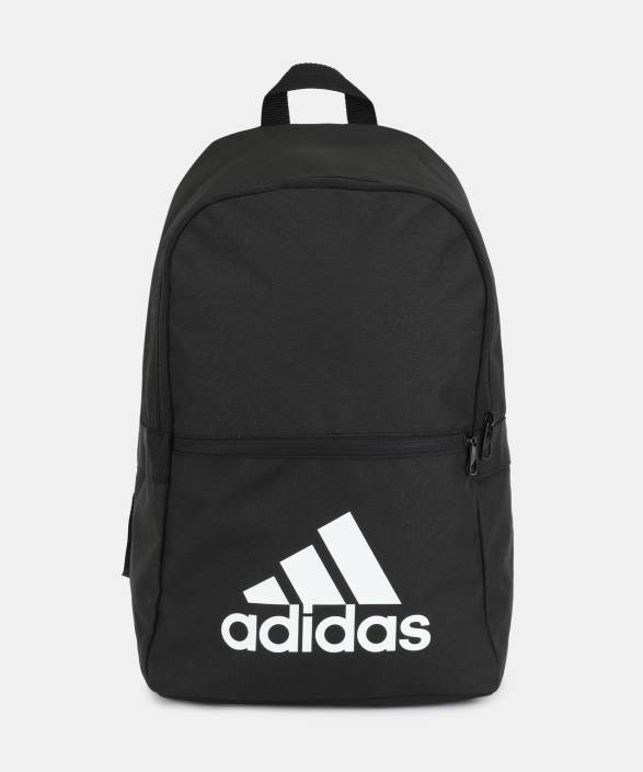 9785d903ab ADIDAS BP CLASSIC 18 22 L Laptop Backpack BLACK WHITE BLACK - Price ...