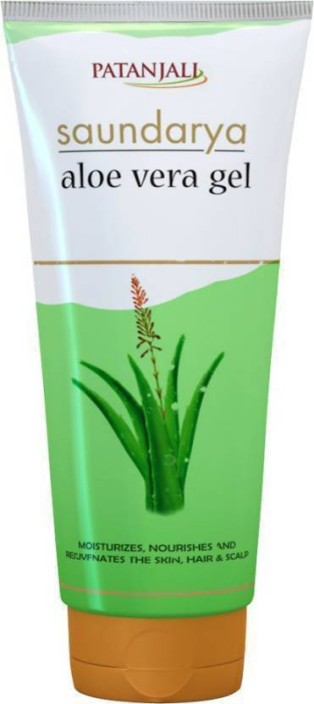 How to use patanjali aloe vera gel as moisturizer