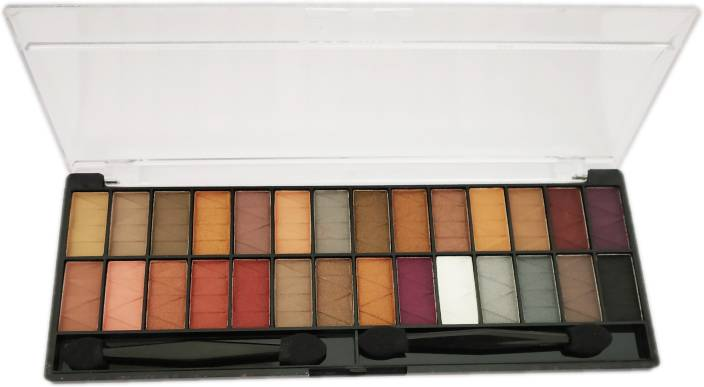 0250798213 s.f.r color 28 Color Eyeshadow palette-65479 (02 ) 28.8 g - Price in ...