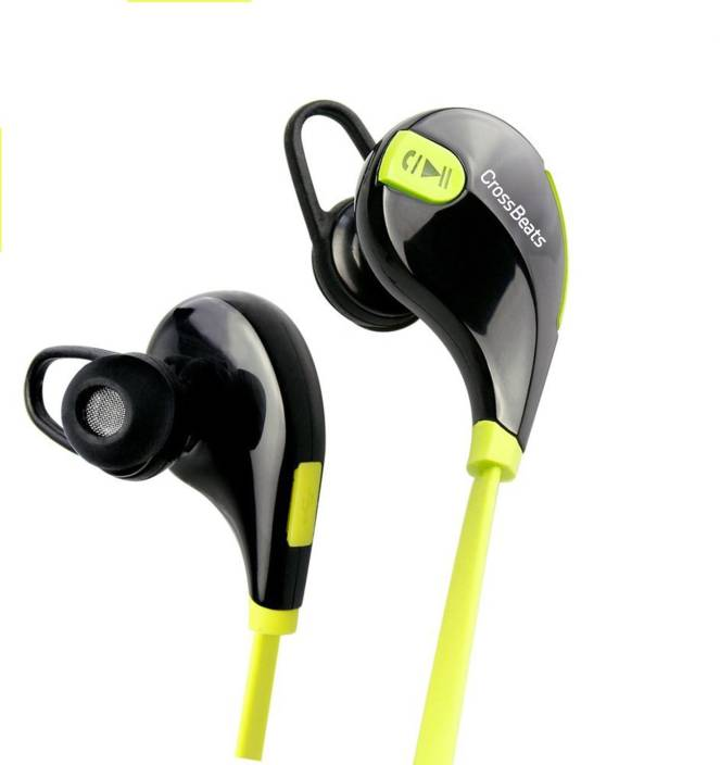 f93af954a50 CrossBeats CB-Aura Bluetooth Headset with Mic Price in India - Buy ...