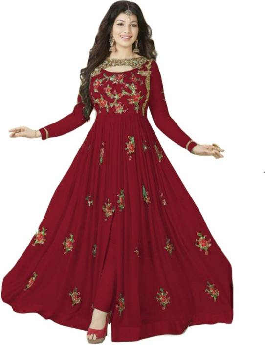 a86d7f88621 Ethnic Yard Flared Gown Price in India - Buy Ethnic Yard Flared Gown ...