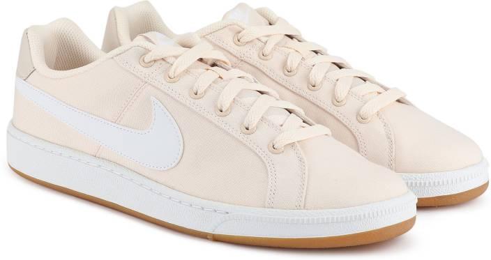 innovative design e95ba 1bcb0 Nike WMNS COURT ROYALE SE Sneakers For Women (Beige)
