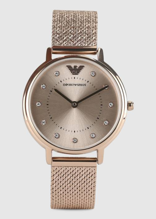 93e9fd7b28 Emporio Armani AR11129 Kappa Watch - For Women - Buy Emporio Armani AR11129  Kappa Watch - For Women AR11129 Online at Best Prices in India