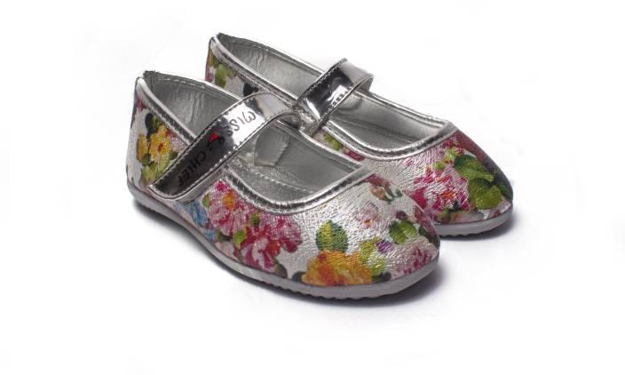 Miss & Chief Girls Velcro Mary Janes