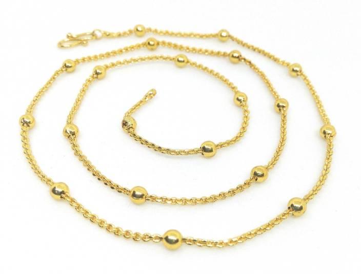 khubsurat Micro Plated Neck Chain For Men   Women 5abc1907f3